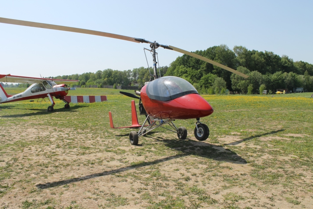 Autogyro RUS-3N (red)
